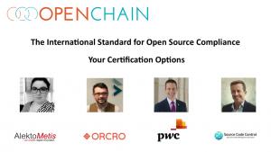 OpenChain Project mini-summit