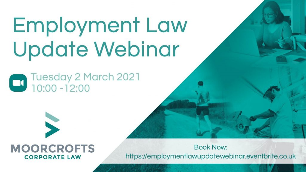 Employment Law Update Webinar