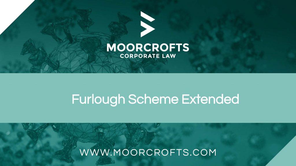 Furlough scheme extended until 30 September 2021