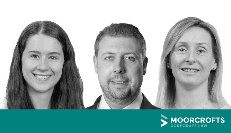 Moorcrofts strengthen its corporate team