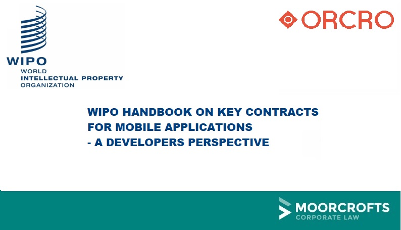 WIPO Handbook on Key Contracts for Mobile Applications