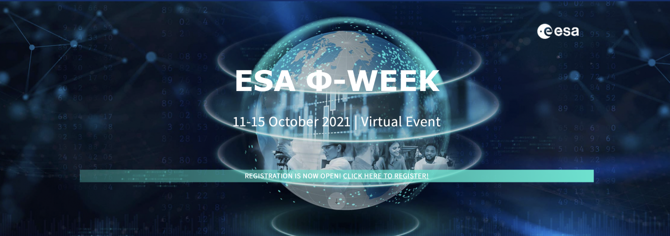 European Space Agency's fourth edition of Φ-week